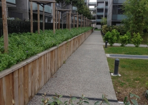 Creation espace paysager jardin service for Espace paysager